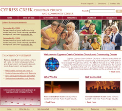 Cypress Creek Christian Church