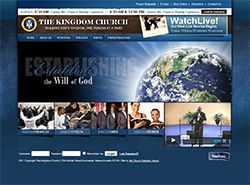 Mt Olive Kingdom Builders Worship Center