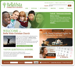 Bella Vista Community Church